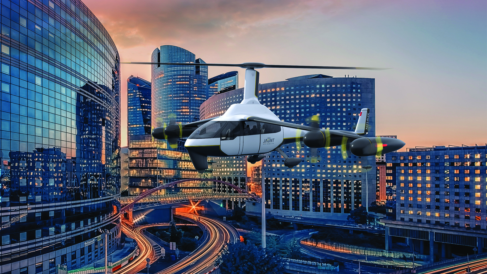 BAE Systems and Jaunt Air Mobility will investigate new product development for the future of aircraft electrification.