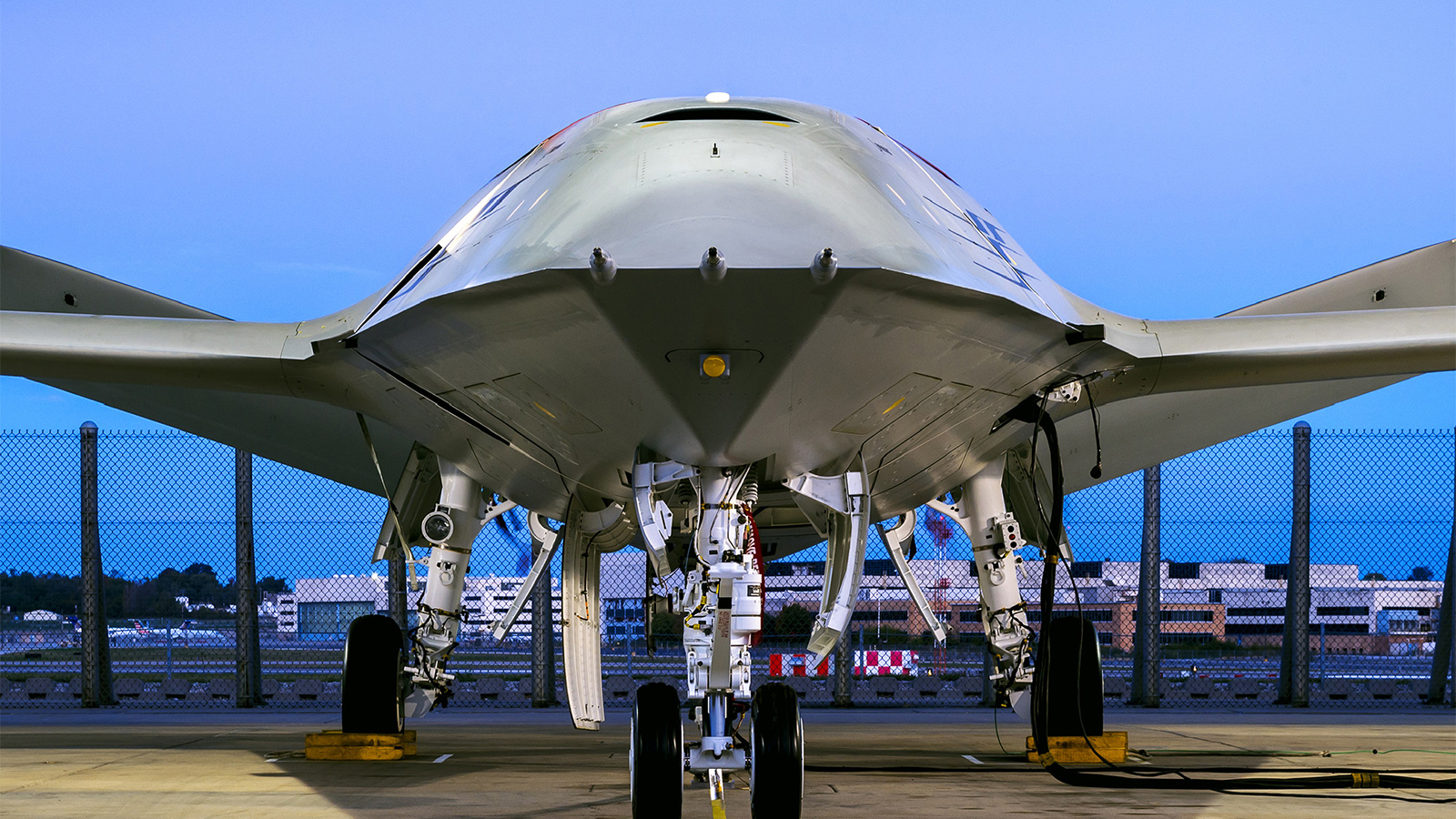 The Vehicle Management Control System will control all flight surfaces and perform overall vehicle management duties for the MQ-25 unmanned aerial vehicle.